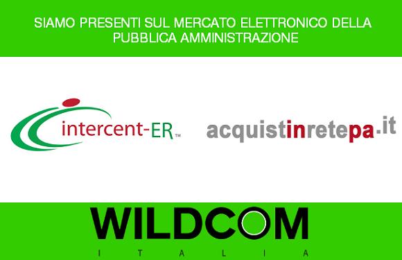 wildcom italia presente pubblica amministrazione moneta elettronica