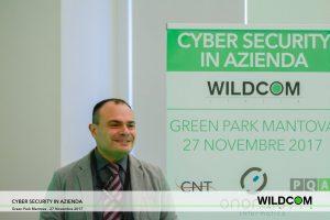 Cyber Security in Azienda Corso Alta Formazione Wildcom Italia Mantova 27 novembre 2017 (20)