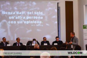 Cyber Security in Azienda Corso Alta Formazione Wildcom Italia Mantova 27 novembre 2017 (26)