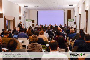 Cyber Security in Azienda Corso Alta Formazione Wildcom Italia Mantova 27 novembre 2017 (56)