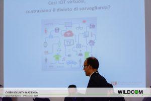 Cyber Security in Azienda Corso Alta Formazione Wildcom Italia Mantova 27 novembre 2017 (71)