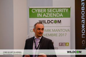 Cyber Security in Azienda Corso Alta Formazione Wildcom Italia Mantova 27 novembre 2017 (74)