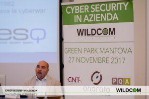 Cyber Security in Azienda Corso Alta Formazione Wildcom Italia Mantova 27 novembre 2017 (79)