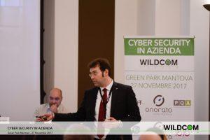 Cyber Security in Azienda Corso Alta Formazione Wildcom Italia Mantova 27 novembre 2017 (84)