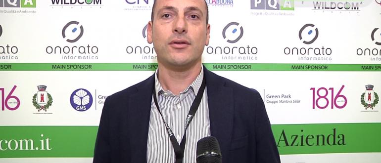 Nicola Chinali CNT Telecomunicazioni Cyber Security in Azienda Wildcom Italia Mantova Green Park