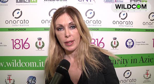 Roberta Bruzzone Cyber Security in Azienda Corso di Alta Formazione Wildcom Italia Mantova