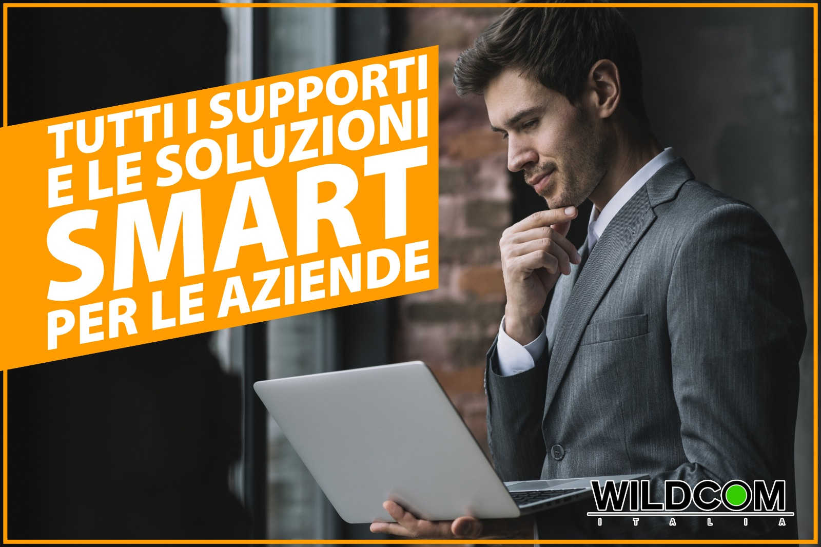 Supporti per le aziende - Wildcom